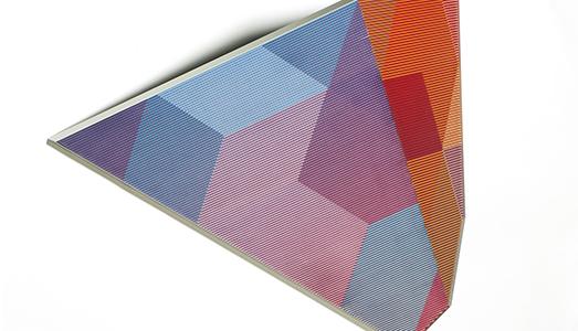 Fino al 10.V.2018 Sandi Renko. Il fascino discreto della geometria Colossi arte contemporanea, Brescia