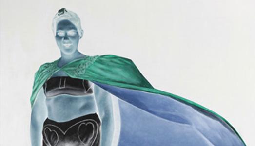 Fino al 12.V.2018 Angelo Titonel. Omaggio a Diane Arbus Maja Arte Contemporanea, Roma