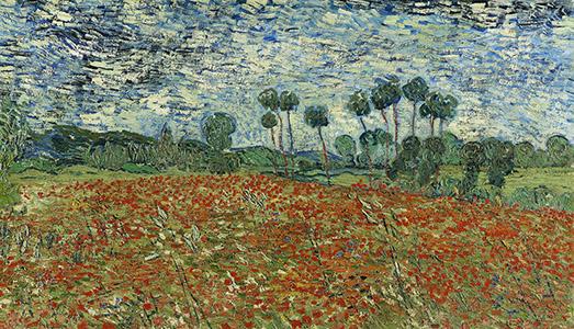 Fino all'8.IV.2018 Van Gogh. Tra il grano e il cielo Basilica Palladiana, Vicenza