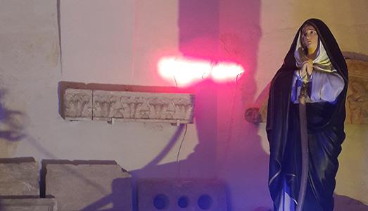 Fino al 30.VI.2018 Victor Of Democracy, Andrei Molodkin Castello Svevo Di Barletta Victor Of Pain, Vettor Pisani Fondazione Pomarici-Santomasi, Gravina Di Puglia