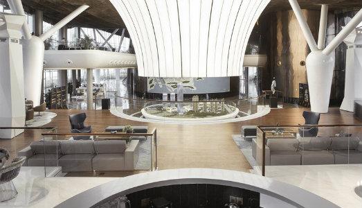 Che idea l allestimento apre la mostra del master in for Esposizione design milano