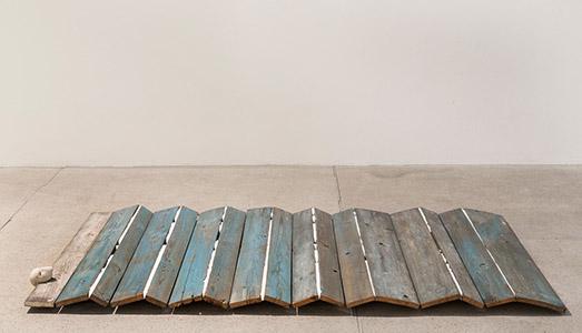 Fino al 29.VII.2017 Miroslaw Balka, In Bezung auf die Zeit Galleria Raffaella Cortese, Milano