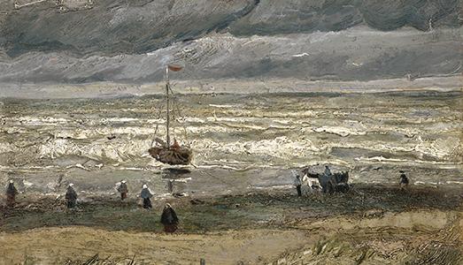 Fino al 26.II.2017 Vincent Van Gogh, I capolavori ritrovati Museo e Real Bosco di Capodimonte, Napoli