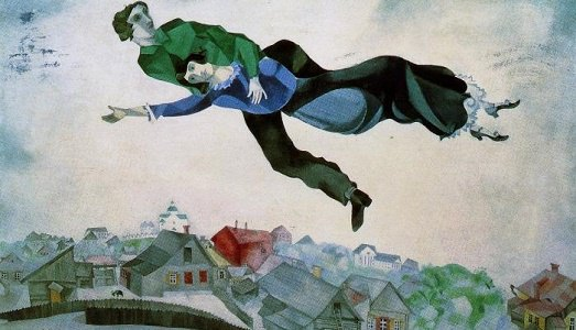 C'era una volta Chagall. E adesso?