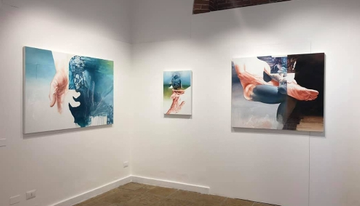 Fino al 23.IV.2019 Giuseppe Ciracì, Il Colore Del Tempo Kyro Art Gallery, Pietrasanta