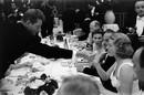 Danny Kaye e Ingrid Bergman nel 1956
