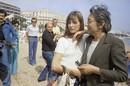 Jane Birkin e Serge Gainsbourg nel 1974