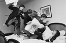 The-Pillow-Fight-Harry-Benson-1964