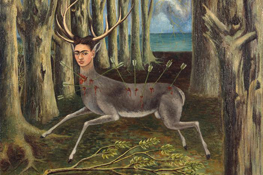 Frida Kahlo, The Little Deer (1946)