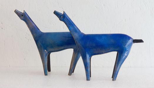 Fino al 10.VII.2015 Gio Ponti. Smalti su rame Galleria Luciano Colantonio, Brescia