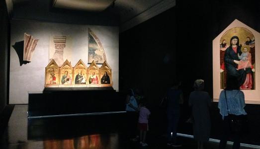 Fino al 10.I.2016 Giotto, l'Italia Palazzo Reale, Milano