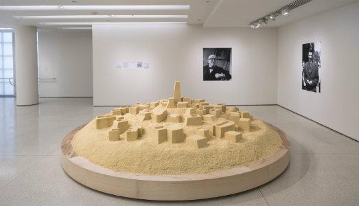 Il guggenheim di new york e la gam di milano per una for New york architettura contemporanea
