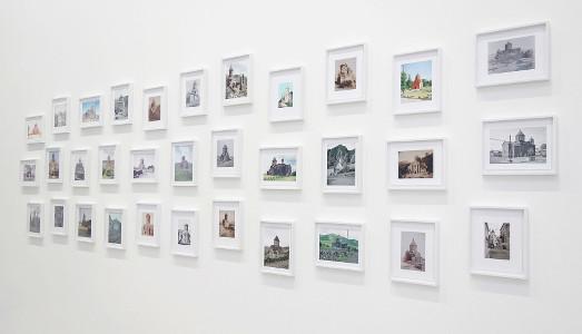 Fino al 17.VII.2016 Claudio Gobbi, Arménie Ville Fondazione Fotografia, Modena
