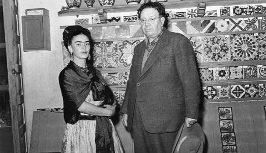 Frida, Diego e gli altri