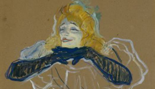 Fino al 25.I.2015 - Henri de Toulouse-Lautrec, The Path to Modernism - Bank Austria Kunstforum, Vienna