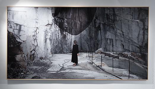 Fino al 30.VI.2017 Matteo Basilè, Corrado Sassi, Other Places Intragallery, Napoli