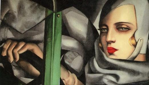 Fino al 30.VIII.2015 Tamara de Lempicka Palazzo Chiablese, Torino