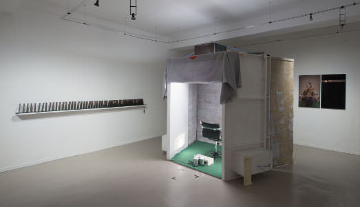Fino al 15.III.2015 Francesca Montinaro, Veil of freedom EricaRavennaFiorentini Arte Contemporanea, Roma