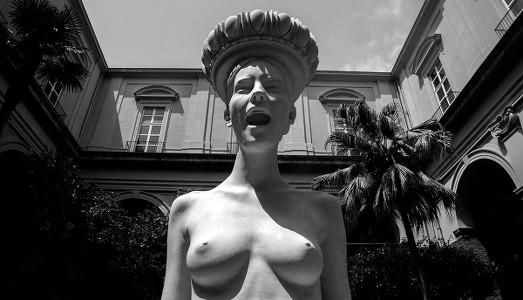 Fino al 31.VIII.2016 Alexey Morosov, Pontifex Maximus Museo Archeologico Nazionale di Napoli, Napoli
