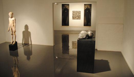 Fino al 3.IX.2017 Omar Galliani, Bruno Walpoth Museo di Arte Contemporanea di Cavalese