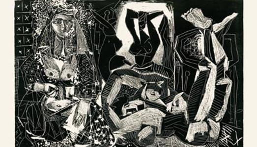 Fino al 24.VII.2015 Pablo Picasso Galerie Bordas, Venezia