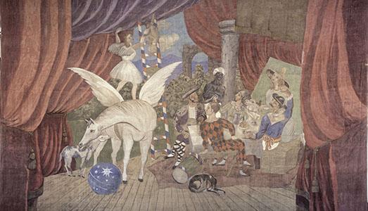 Fino al 10.VII.2017 Picasso e Napoli: Parade Museo Real Bosco di Capodimonte, Napoli