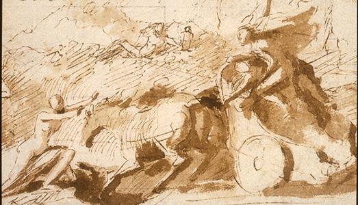 Fino al 4.VI.2017 Da Poussin a Cézanne. Capolavori del disegno francese dalla Collezione Prat Museo Correr, Venezia
