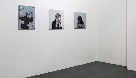Fino al 21.III.2017 Milena Sgambato, ON-OFF Galleria E23, Napoli