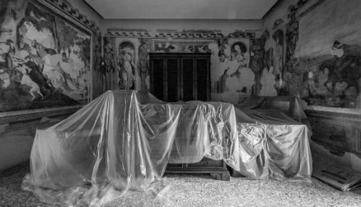 Anteprima da una villa rinascimentale che diventerà museo.  Abano Terme svela i suoi tesori