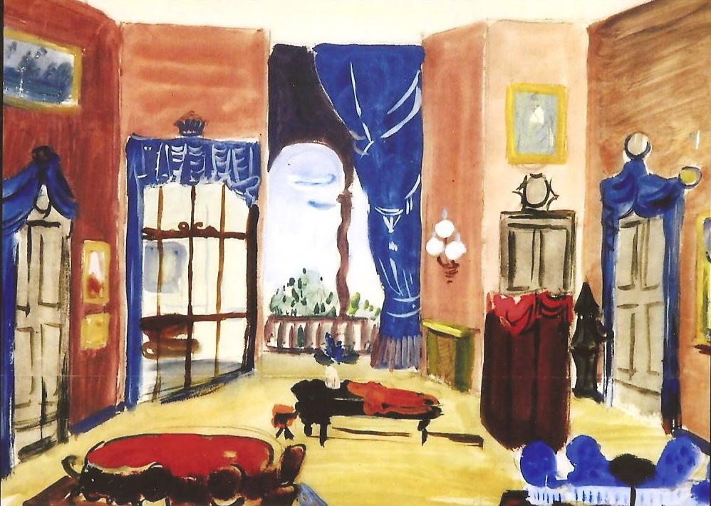 abbastanza Enrico Paulucci -L'Arte in scena 1930/60 scenografie, bozzetti  IT76