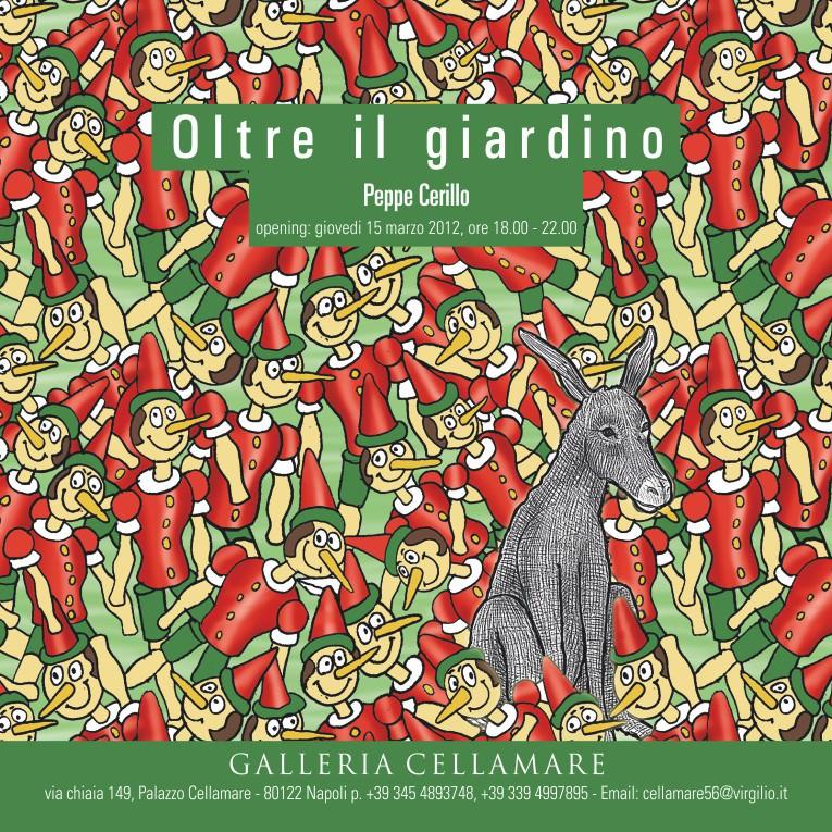 Peppe cerillo stefano parisio perrotti oltre il giardino for Oltre il giardino