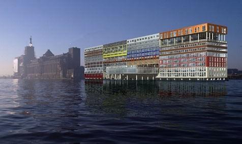 10 mostra internazionale di architettura olanda for Architettura olandese