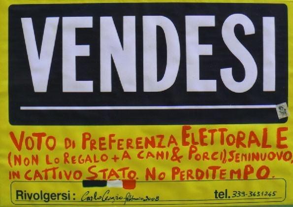 vendesi voto