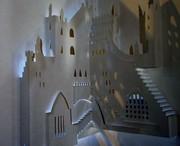 Inaugurqazione Mostra di Kirigami