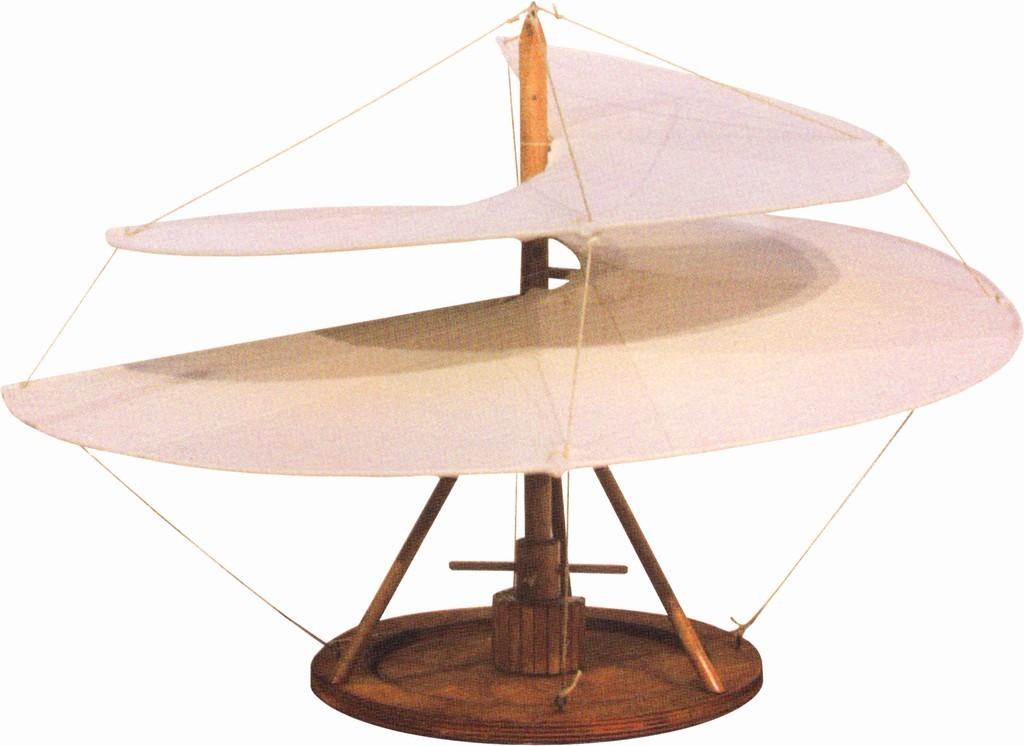 Elicottero Leonardo Da Vinci : Le macchine di leonardo da vinci