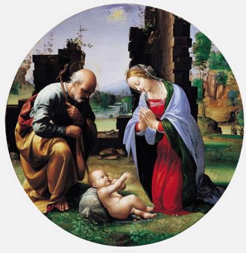 restauri | Il tondo di Fra Bartolomeo
