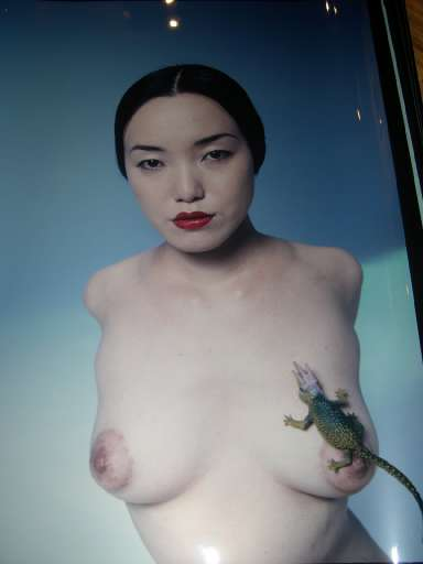 fino al 18.III.2005 | Nobuyoshi Araki / Hidetoshi Nagasawa – Double dream | Roma, La Nuova Pesa