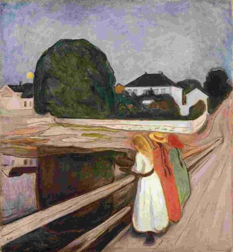 fino al 19.VI.2005 | Munch. 1863-1944 | Roma, Complesso del Vittoriano
