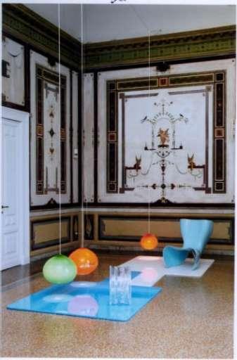 fino al 30.IV.2005   Plamen Dejanoff – City branding   Genova, Museo d'Arte Contemporanea di Villa Croce