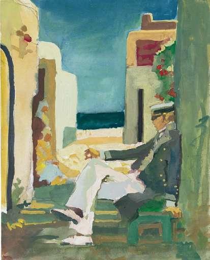 fino al 2.X.2005 | Hugo Pratt – Periplo immaginario | Siena, Palazzo Squarcialupi e Santa Maria della Scala