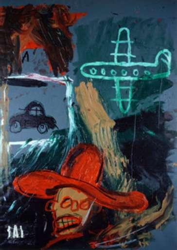 fino al 23.VII.2005 | Jean Michel Basquiat | Zurigo, Galerie Bruno Bischofberger