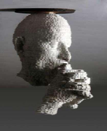 fino all'8.I.2006   Marc Didou  – L'immateriale della materia   Genova, Museo di Sant'Agostino e Galleria Martini & Ronchetti
