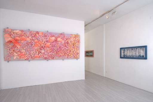 fino al 15.V.2006 | Alfredo Pirri – Corale | Napoli, Dina Caròla