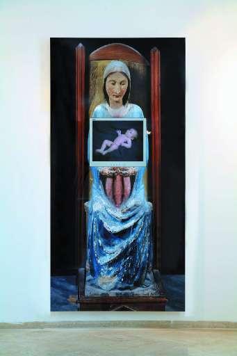 fino al 28.V.2006 | Giuseppe Stampone | Teramo, Museo d'Arte e Pinacoteca Civica