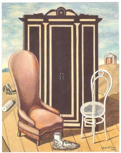 fino al 30.VI.2006 | Giorgio de Chirico – L'enigma e la gloria | Catanzaro, Complesso del San Giovanni