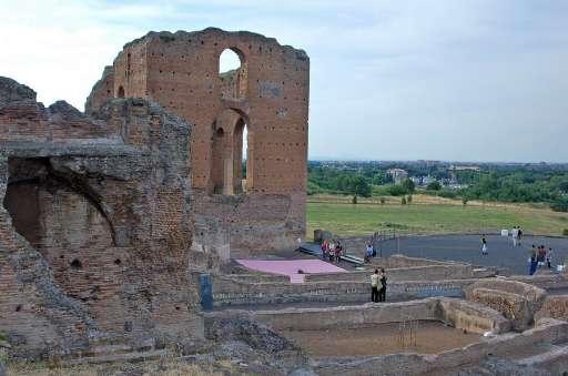 fino al 9.VII.2006 | OutArt 2006 | Roma, Villa dei Quintili