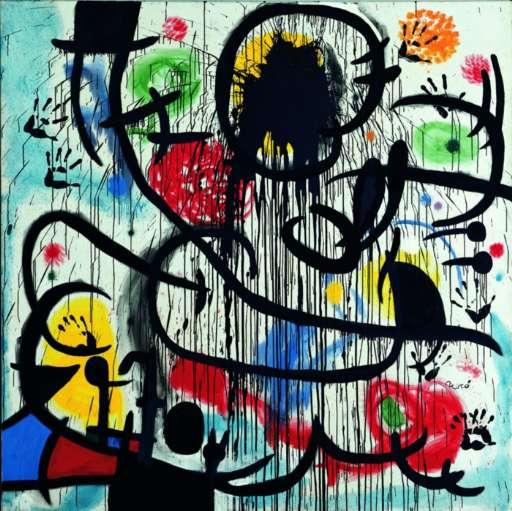 fino al 25.II.2007 | Joan Miró 1956-1983 | Barcellona, Fundació Joan Miró