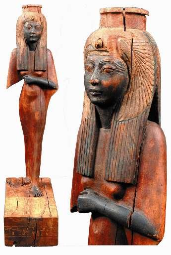 fino al 9.IV.2007 | Nefer. La donna nell'antico Egitto | Milano, Palazzo Reale