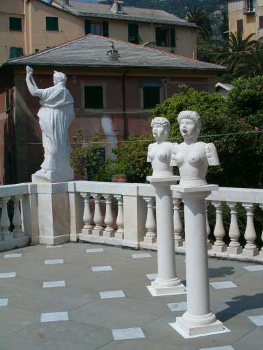 fino al 10.VI.2007   Linee all'Orizzonte   Genova, Galleria d'Arte Moderna