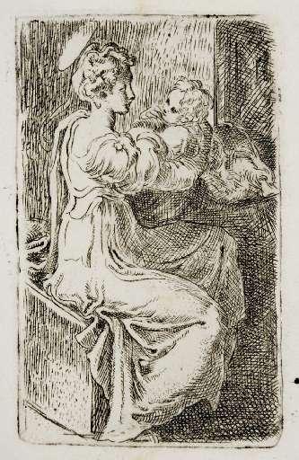 fino al 15.VII.2007   L'opera del Parmigianino incisore   Parma, Palazzo Bossi Bocchi